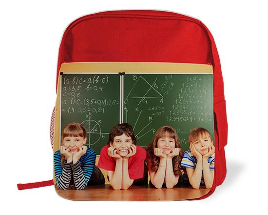 zainetto scuola personalizzato